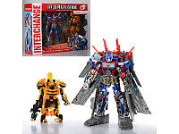 Набор трансформеров Optimus Prime и Бамблби