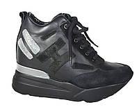 Ботинки сникерсы кроссовки на платформе Evromoda