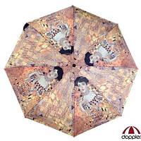Женский зонт  Doppler Климт Адель ( полный автомат ), арт. 744571