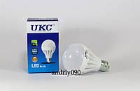 Лампа светодиодная лампочка LED 9W E27 5шт