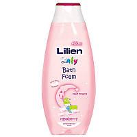 Детская пена для ванны Lilien Малина, 400мл