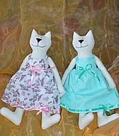Кот Тильда девочка игрушка