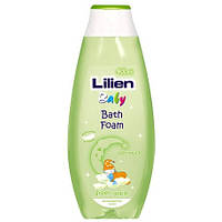 Детская пена для ванны Lilien Зеленое яблоко, 400мл