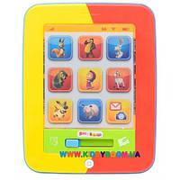 """Мой первый планшет """"Маша и Медведь"""" Умка 68095-R"""