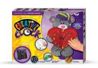 Подарочный набор Креативные часы Crative clock Тедди