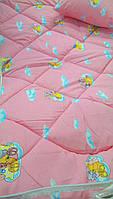 Одеяло с подушкой детское холлофайбер 140х110 ТЕП