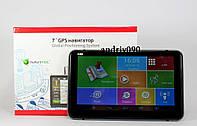 Навигатор 7 GPS 6X на Android 4.4.2 Bluetooth