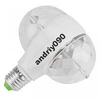 Светодиодная диско лампа для вечеринок LED