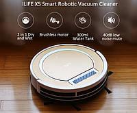 Робот-пылесос Chuwi ILife X5 сух и влаж уборка