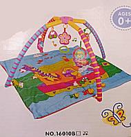 Развивающий коврик для малышей 16010B