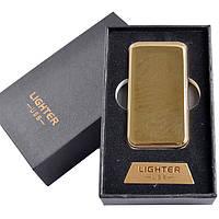 Зажигалка USB с лазером 4754 Gold