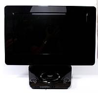 Портативный DVD плеер 2188 TV/USB/SD 21 дюймов