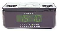 Часы Happy Sheep YJ 8118 радиоприемник цифровые FM радио