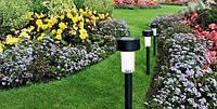 Садовый светильник фонарь на солнечной батареи