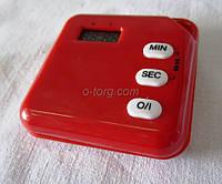 Кухонный электронный таймер с магнитом и секундромером