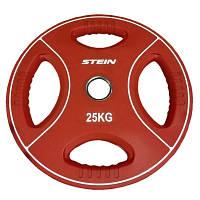 Диск полиуретановый Stein Цветной 25 кг