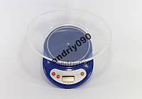Кухонные электронные весы до 5кг KE-2