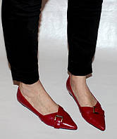 Туфли 39 р. Carolina Boix, Испания, кожа, оригинал