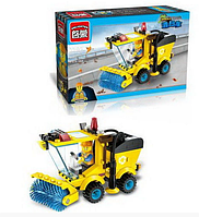 "Конструктор Brick City Series ""Машина для уборки Sweeper"" 1101, 102 дет"