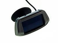 Автомобильный парктроник на 8 датчиков ParkCity Kiev с экраном черный, серый парктроники автомобильные