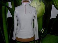 Флисовый свитер-кофта .(S-Mр,наш 44-46р).