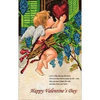 Набор для вышивания КиТ 10115 День Св. Валентина 1