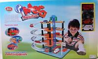 Детская игрушка мега-парковка 0848