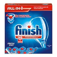 Таблетки для посудомойки Finish Powerball  (цена за 1 таблетку)