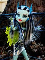 Кукла монстер хай Фрэнки Штейн Супергерои - Frankie Stein Power Ghouls