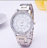 Женские наручные часы Kanima серебряные