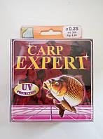 Леска карповая Carp Expert UV 300м, 0.25мм