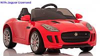 Детские электромобиль JAGUAR DMD218 PAINTING Лицензия модель 2016г