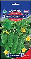 Семена Огурец Аристократ F1 10 шт GL SEEDS партенокарпические