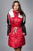 Молодежная курточка с регулировкой на талии