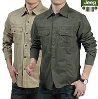 Рубашка муж. JEEP original (разм XL,2XL, 3XL)