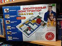 """Электронный конструктор """"Знаток"""", 320 схем"""