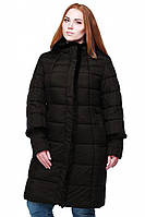 Женская зимняя куртка Анеля большие размеры