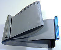 Кабель, шлейф IDE/ATA UDMA66/100 80pin для HDD или DVD-RW