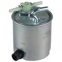 Фильтр топливный DACIA LOGAN (LS_, KS_) 1.5DCI 09/2005- (с датчиком уровня воды), AMP (Малайзия) FF1727