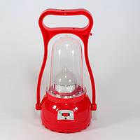 Фонарь кемпинговый аккумуляторный 3312, лампа фонарь, фонарик для аварийного освещения