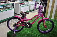 """Детский велосипед Nexx 20"""" розовый"""