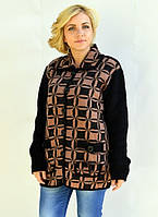 Свитер женский модного дизайна