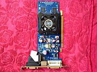 ВИДЕОКАРТА Pci-E Nvdia GeForce 7300 LE на 512 MB с ГАРАНТИЕЙ ( видеоадаптер 7300LE 512mb  )