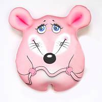 Антистрессовая игрушка Мышка Стесняшка  37х39