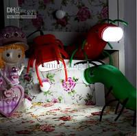 """Настольная светодиодная лампа в детскую комнату """"Гусеница"""""""