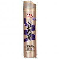 Лак для волосся WellaFlex Объем для тонких волос Супер сильная фиксация 250 мл (4056800888641)