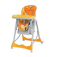 Стульчик для кормления Baby Design, PEPE 01  ТМ: Baby Design