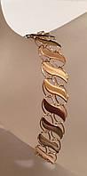 Золотой браслет 585*