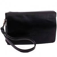 Мужская сумка через плечо, клатч, барсетка Gorangd 9913-2Black