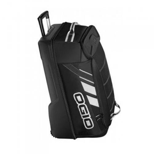 Вместительная дорожная сумка на колесах 108 л, 121013.36, черный